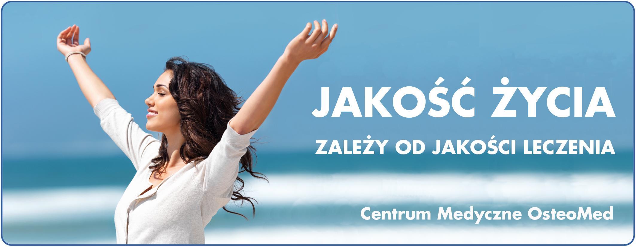 OsteoMed Centrum Fizjoterapii - banner
